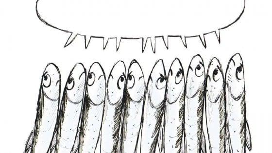 """Le """"6000 sardine"""" ora sono un marchio registrato in Ue"""