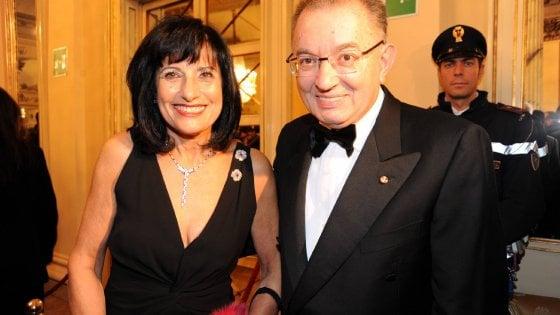 Adriana Spazzoli, la moglie di Giorgio Squinzi è morta 50 giorni dopo il marito