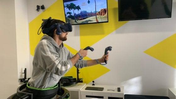A Bologna nasce il centro per la realtà virtuale