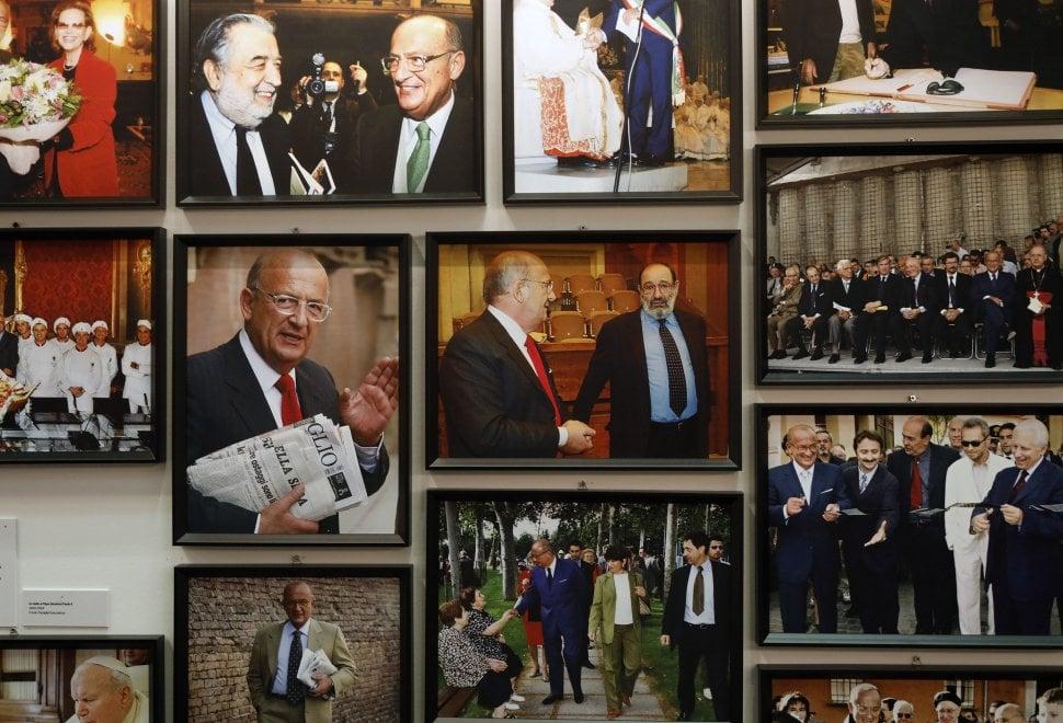 """Bologna ricorda Guazzaloca: """"Non perdiamo il suo civismo"""""""