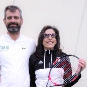La Virtus Tennis ospita i campionati per non vedenti