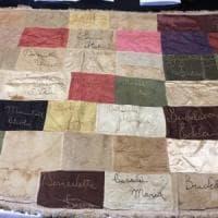 Ritrovata a Cesena la coperta antenata della Bandiera della Pace