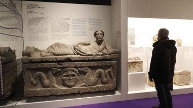 La civiltà che seppe unire l'Italia, viaggio alla scoperta degli Etruschi