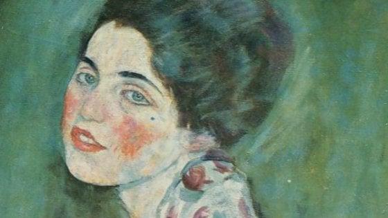 Ritrovato quadro a Piacenza, si crede sia il Klimt rubato quasi 23 anni fa