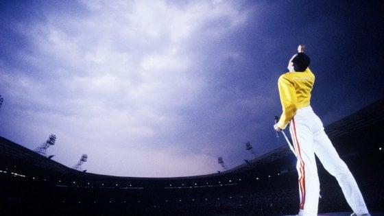 Freddie Mercury (e non solo): la musica inglese negli scatti di Denis O'Regan