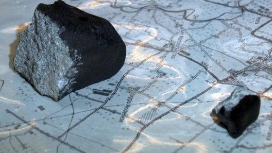 Il meteorite di Capodanno trovato nel Modenese da un ciclista