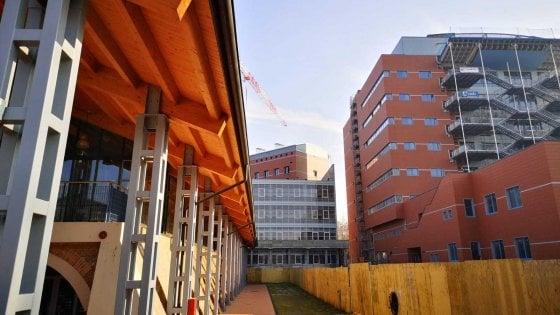Università Bologna, nel cantiere del nuovo Campus al Navile