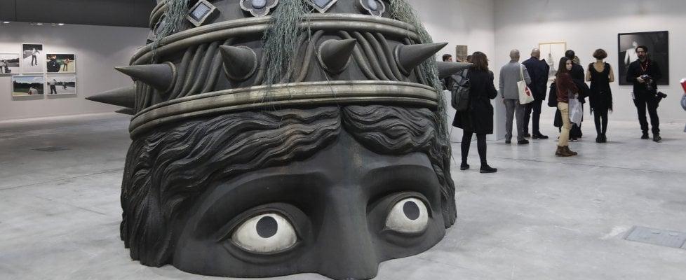 Artefiera, Bologna diventa un capolavoro