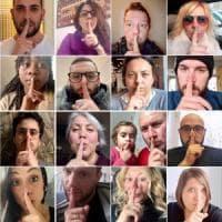 Salvini rompe il silenzio elettorale, flash mob delle Sardine: