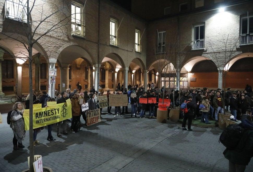 """Gli studenti di Bologna: """"Terremo viva ogni giorno l'attenzione su Patrick Zaky"""""""