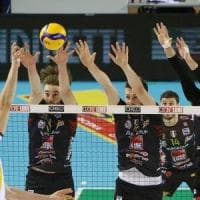 Volley, finali di Coppa Italia all'Unipol Arena