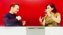 """Gualmini-Vassallo la coppia Pd mima """"Viceversa"""" di Gabbani"""
