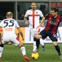 Incubo al Dall'Ara, Bologna annichilito dal Genoa: 0-3