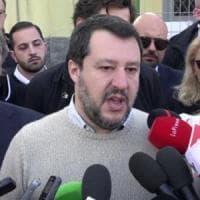 Salvini torna a Bologna per attaccare Bonaccini