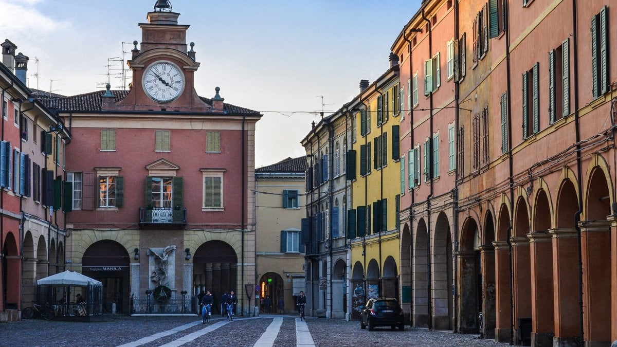 Correggio (Reggio Emilia), scossa di terremoto magnitudo 3,4