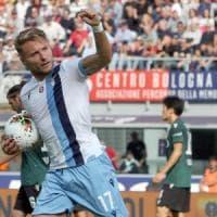 Lazio-Bologna: serve un'altra impresa a Roma