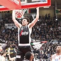 Darussafaka-Virtus si gioca giovedì alle 19 a Belgrado