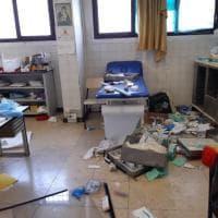 Modena, le immagini del carcere devastato