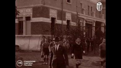 Immagini straordinarie  il primo scudetto del Bologna nel 1925
