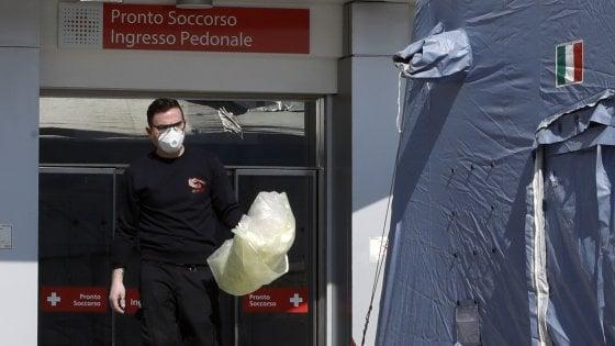 Coronavirus in Emilia-Romagna, mai tanti morti: 65 di cui 34 a Parma