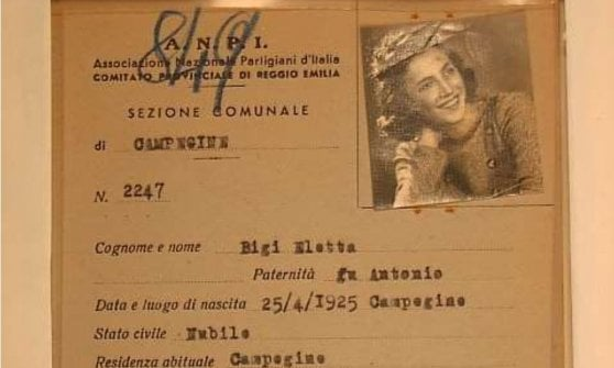 """E' morta Eletta Bigi, la partigiana """"Sonia"""": l'ultima testimone della pastasciutta a casa Cervi"""