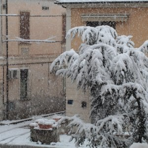 Allerta gialla per neve in Emilia-Romagna