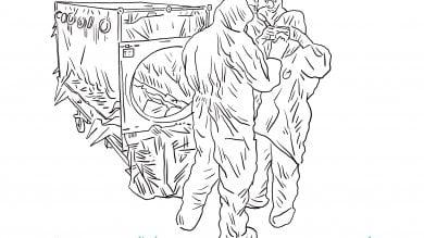 """""""The voyage of Italy"""": la graphic novel  del contagio di Gianluca Costantini  FOTO"""