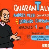 La Bologna business school in diretta Instagram: stasera Pezzi dialoga con