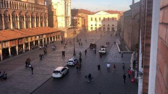 Il sindaco di Ferrara riapre la vendita al dettaglio, il prefetto lo blocca