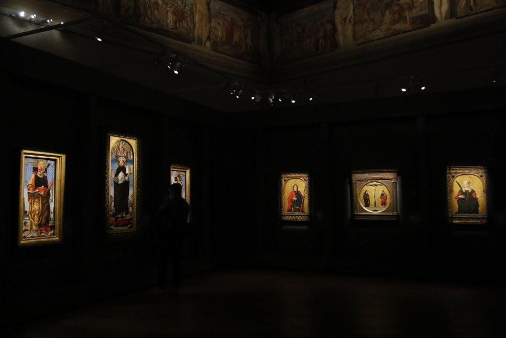La rinascita di un capolavoro del Rinascimento: a Bologna torna il Polittico Griffoni
