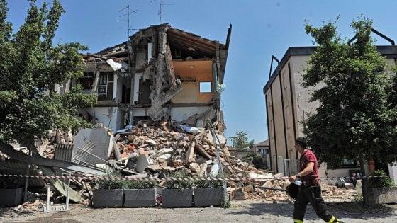 Otto anni fa il terremoto in Emilia: le due terribili scosse che fecero 28 morti e 300 feriti