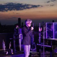 Il concerto degli Stadio sul tetto del Sant'Orsola per dire grazie a medici e infermieri