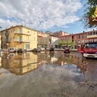 Violento temporale notturno in Emilia, famiglie e automobilisti tratte in