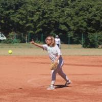 Guantone e palla, il ritorno al softball di Nicoletta Mantovani