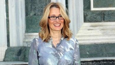 """Rep:  Nicoletta Mantovani si risposa:  """"Ma Luciano sarà sempre con me"""""""