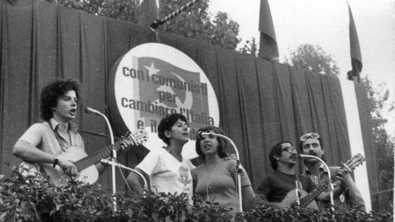 Gli appuntamenti di venerdì 14  a Bologna e dintorni: il Canzoniere delle Lame al cinema in piazza