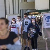 Mascherine ed esame sierologico: 2000 candidati al test di Medicina a Bologna