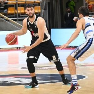 Supercoppa, Virtus-Sassari e Milano-Venezia le semifinali