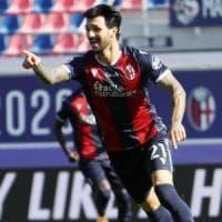 Beffa al Dall'Ara: il Bologna da 3-1 a 3-4, ride il Sassuolo