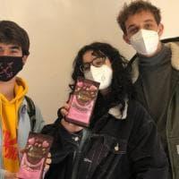 Solidarietà: gli studenti del Copernico donano mille euro all'Ageop