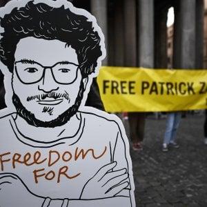 """203914830 ff709cdb 367c 42b6 ac1f 58bc9461fb7c - Patrick Zaki in carcere da un anno e mezzo. L'amico: """"Non vedo l'ora che possa tornare alle nostre vite normali"""""""