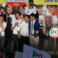 """Renzi a Prato: """"Non si vince con minacce e paura"""""""