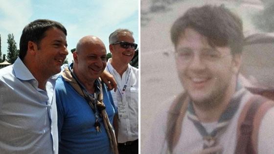 """Renzi, a sorpresa alla 'Route' scout di San Rossore: """"Un evento bellissimo"""""""
