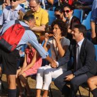 """San Rossore, Renzi alla """"Route"""" degli scout. Il Papa ai giovani:"""