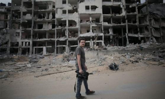 Il videoreporter ucciso a Gaza è il figlio del sindaco di Pitigliano