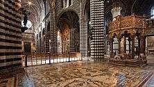 Torna visibile in Duomo  il pavimento-capolavoro