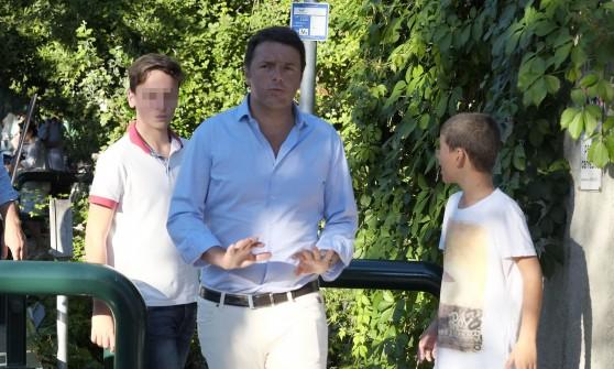 Da Forte dei Marmi Renzi detta la deadline di agosto - Repubblica.it