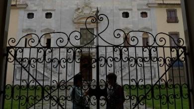 """Calci a pezzi: """"Per salvare la Certosa servono 7 milioni""""/   FOTO"""