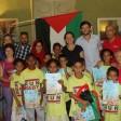 Undici bambini saharawi ricevuti in Palazzo Vecchio