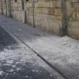 Cadono calcinacci dalla scuola marescialli dei carabinieri